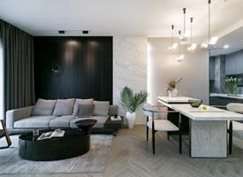 78平現代風兩居,注重品質和格調的一人居