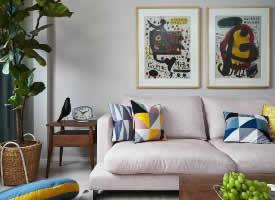 溫馨舒適精致家居設計