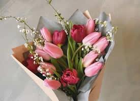 一組美麗的小清新花束圖片欣賞