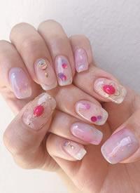 又仙女又日常的顏色要屬裸粉色了吧