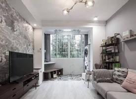 50平一室一廳小公寓裝修效果圖