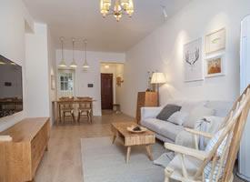溫馨現代風格家居裝修設計圖欣賞