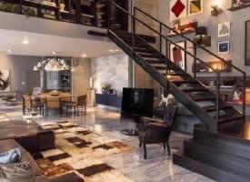 復式公寓,想和你住在這里