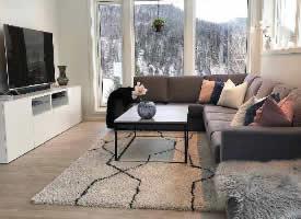 現代簡約風格家居裝修設計,給你不一樣的小清新感覺