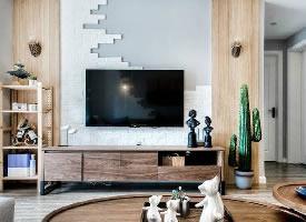 84平精致北歐風二居室,溫馨舒適的簡約小家 ????