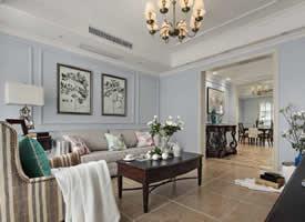 現代美式風格家居裝修設計