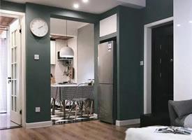 68平簡約風小戶型二居室,緊湊實用還很好看