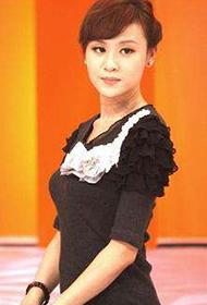 叶一茜节目主持甜美优雅气质迷人