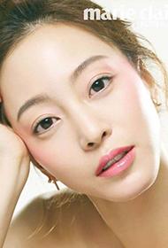 气质女神韩艺瑟精致妆容高清写真
