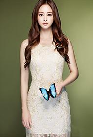 韓星金泰熙盡顯時尚迷人氣質寫真