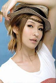 女明星蕭亞軒成熟魅力寫真