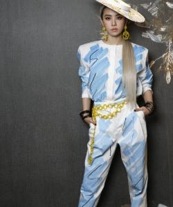 蔡依林時尚個性活動寫真圖片