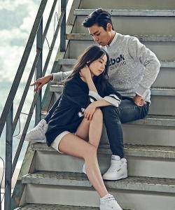 BigBang崔勝賢安昭熙代言運動品牌演繹個性情侶