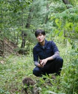 李敏鎬圖片:李敏鎬首次挑戰自然紀錄片