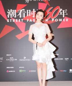 李浩菲時尚活動禮服圖片