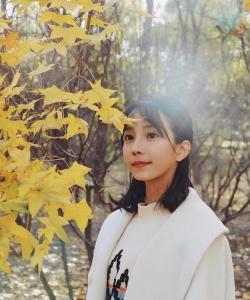 馬夢喬甜美可愛寫真圖片