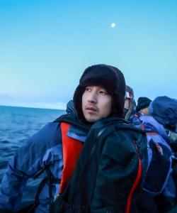 趙又廷《南極之戀》劇照圖片