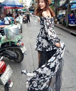 米露圖片  米露時尚街拍圖片