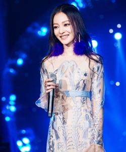 張韶涵 《歌手2018》高清圖片