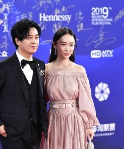 潘粵明北京國際電影節紅毯照圖片