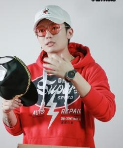 《中國有嘻哈》PGONE高清圖片