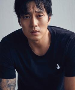 蘇志燮型男魅力時尚性感寫真圖片