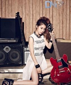 Girls Day新專輯女總統最新宣傳照