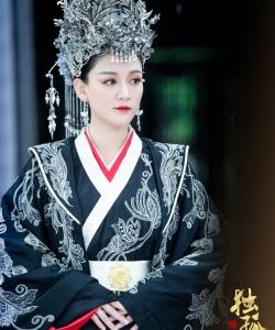 陳喬恩《獨孤皇后》高清劇照圖片