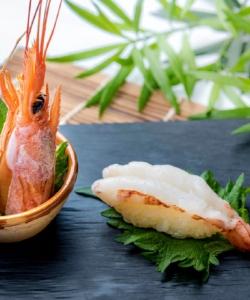 壽司刺身日料唯美美食圖片