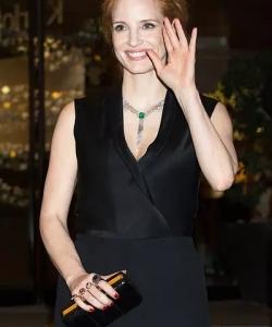 Jessica Chastain杰西卡 查斯坦出席活動圖片