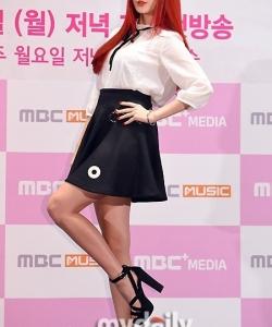 YURA出席《Girls day的美好一天》節目發布會