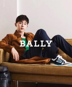 鄧倫時尚品牌代言寫真圖片