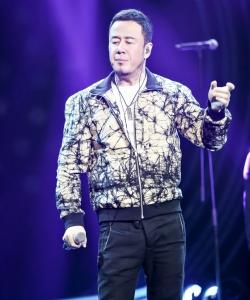 《歌手2019》楊坤第九期舞臺照圖片