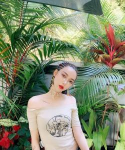 寧心泰國個性性感寫真圖片