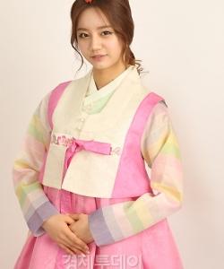 韓女團Girls Day韓服寫真曝光 第二輯