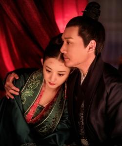 知否知否應是綠肥紅瘦趙麗穎馮紹峰結婚劇照圖片