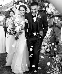 余文樂結婚照圖片  余文樂結婚