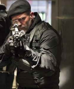 杰森斯坦森《敢死隊3》劇照圖片