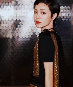 郭采潔MiuMiu2019春夏系列性感圖片