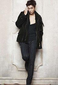 李敏镐帅气型男风格时尚写真秀