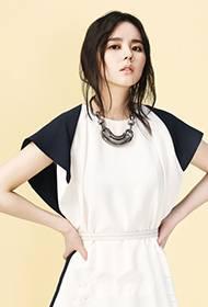 韩国女星韩佳人化身优雅女神写真集