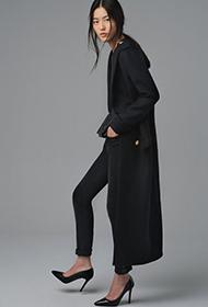 中国名模刘雯秋冬潮流搭配 酷似欧美长腿平安彩票app
