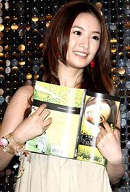 中国女歌手林依晨甜美迷人组图
