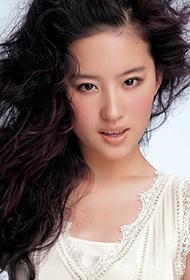 影视女演员刘亦菲高清唯美组图