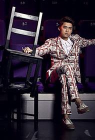 李易峰冷峻都市帥氣型男寫真組圖