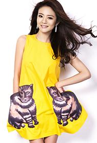 安以轩诠释熟女迷人魅力写真