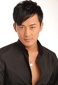林峰帅气黑衬衫写真 尽展潮男魅力
