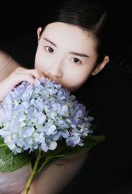 张辛苑唯美清新空灵时尚写真