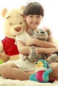 童星张子枫纯美写真照