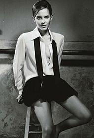 艾玛·沃特森俏皮又妖娆迷人靓照